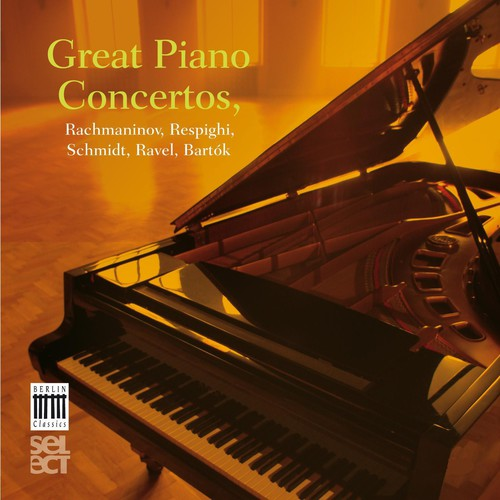 Bc-Select 15 Great Piano Concer
