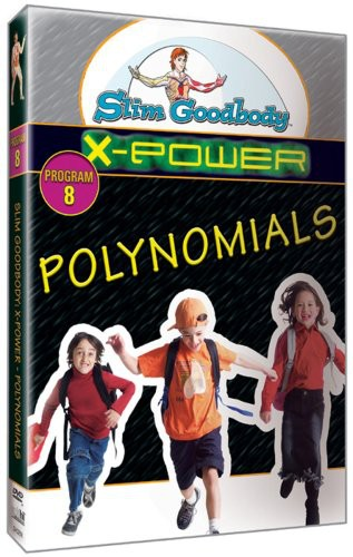 Polynomials (River of Time) Program 8