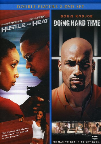 Hustle and Heat/ Doing Hard Time [WS] [Double Feature] [2 Discs]