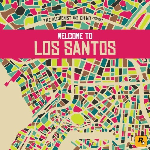 Alchemist and Oh No Present Welcome To Los Santos [Explicit Content]