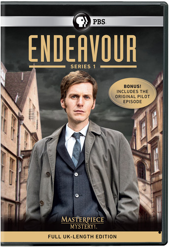 Endeavour Series 1 (Masterpiece Mystery)