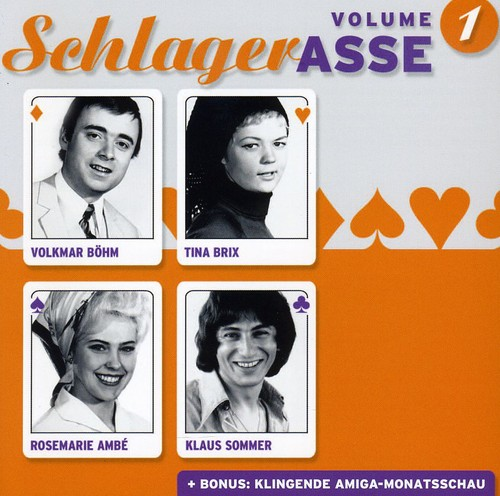 Schlager-Asse 1: Ambe /  Brix /  Bohm /  Various