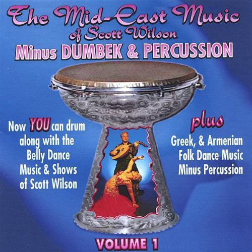 Mid-East Belly Dance Music Minus Drum