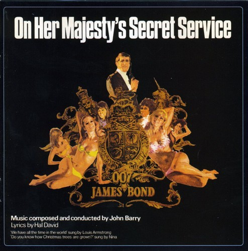 On Her Majesty's Secret Service [Import]
