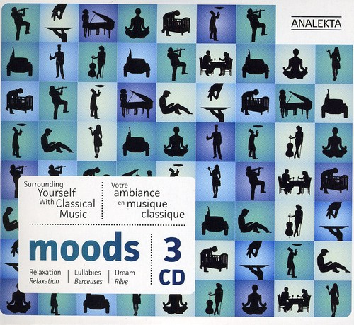 Moods: Relaxation & Lullabies & Dream /  Various