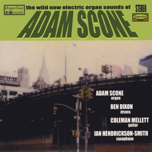 Wild New Electric Organ Sounds of Adam Scone