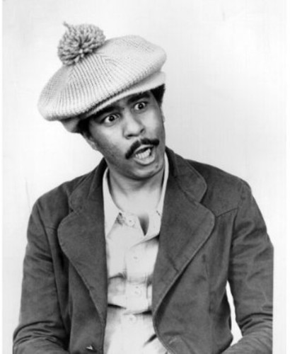 Biography - Pryor Richard-Comic