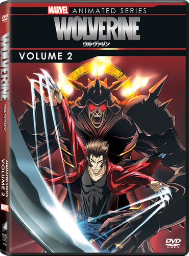 Marvel Wolverine: Animated Series: Volume 2