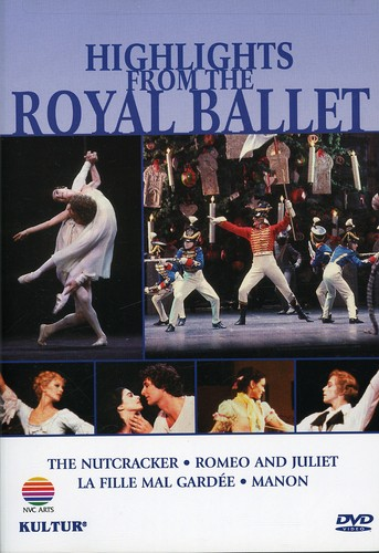 Highlights from the Royal Ballet /  Various