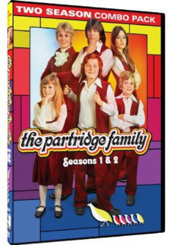 The Partridge Family: Seasons 1 & 2