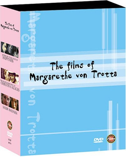 The Films of Margarethe von Trotta Three Pack