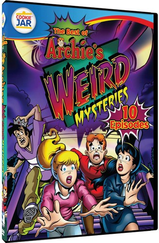 Best of Archies Weird Mysteries