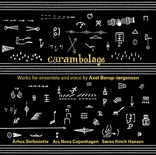 Carambolage-Works for Ens & Voice