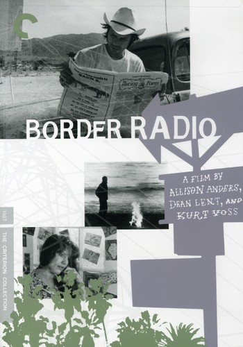 Border Radio (Criterion Collection)