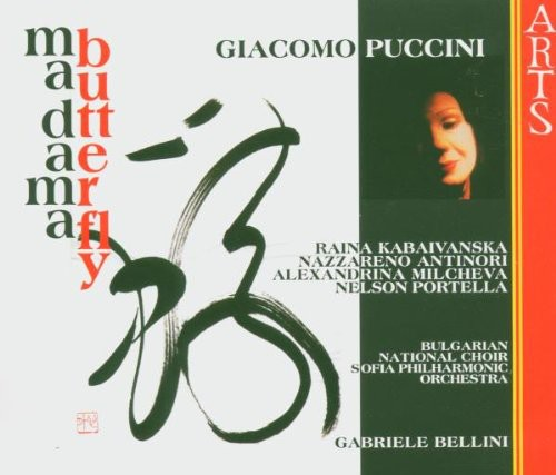 Puccini, G. : Madame Butterfly