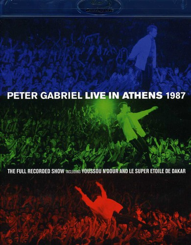 Live In Athens 1987 and Play [BR/ DVD]
