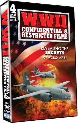 WWII Confidential and Restricted Films