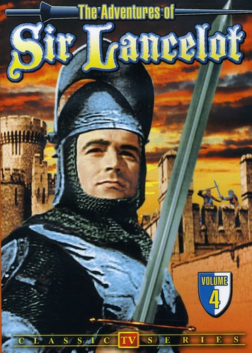 The Adventures of Sir Lancelot: Volume 4