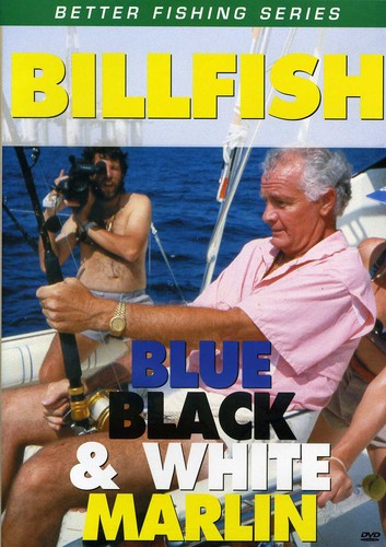 Billfish: Blue Black & White Marlin
