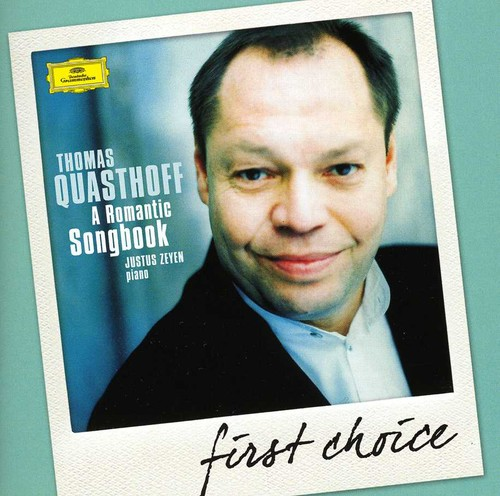 First Choice: Romantic Songbook