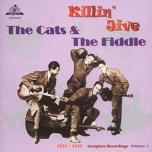 Killin Jive, 1939-40 - the Complete