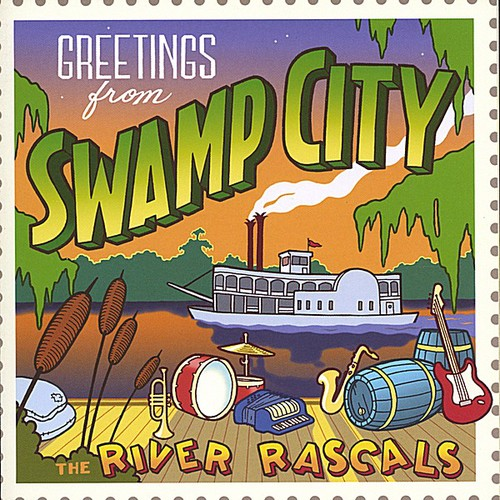 Greetings from Swamp City
