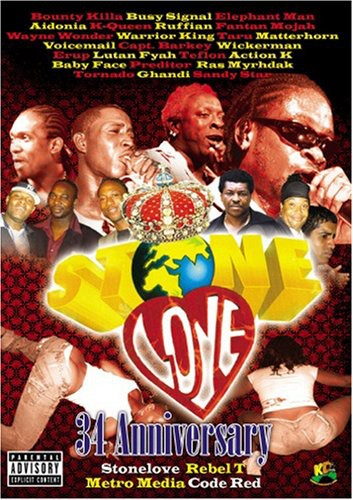 Stone Love 34th Anniversary