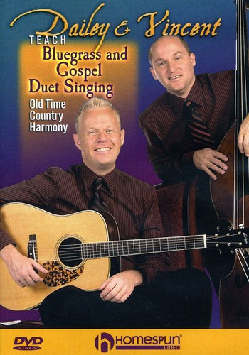Bluegrass and Gospel Duet Singing