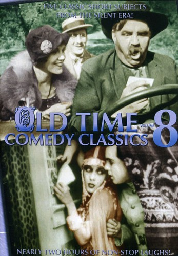 Old Time Comedy Classics 8