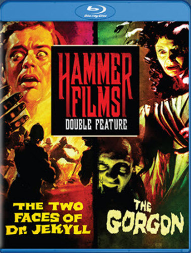 Hammer Films Double Feature: The Two Faces of Dr. Jekyll /  The Gorgon