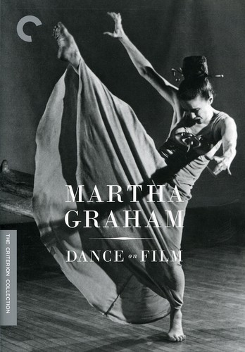 Criterion Collection: Martha Graham-Dance On Film [B&W] [Full Screen]