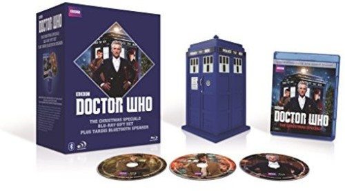 Doctor Who: Christmas Special Giftset [Massive Audio TARDIS Speaker]