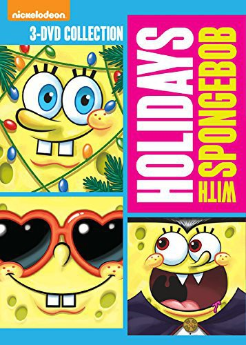 Spongebob Squarepants: Holidays with Spongebob