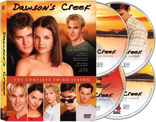 Dawson's Creek: The Complete Third Season