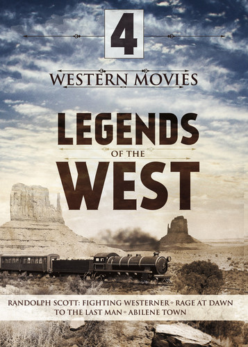 4-Movie Legends of the West 1