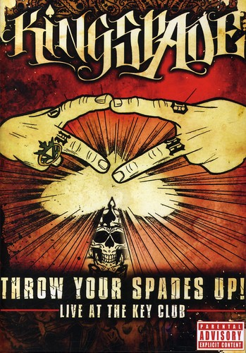 Kingspade: Throw Your Spades Up: Live at Key Club
