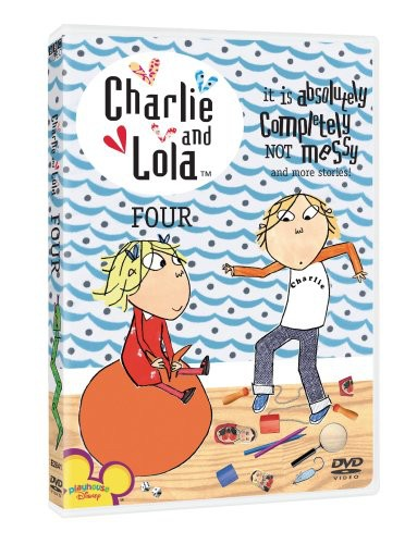 Charlie & Lola 4: Absolutely Completely Not Messy