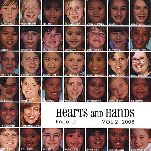 Hearts & Hands 2: Encore! 2008 2