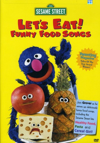 Let's Eat: Funny Food Songs