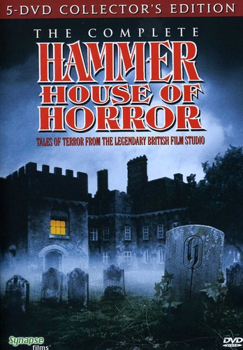 The Complete Hammer House of Horror