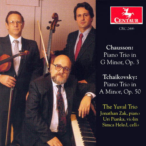 Piano Trio G minor Op 3 /  Piano Trio A minor Op 50