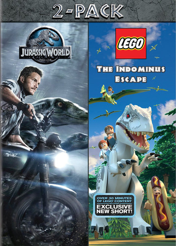 Jurassic World/ Lego: Jurassic World