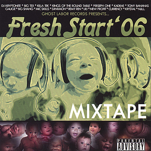 Fresh Start 2006 Mixtape