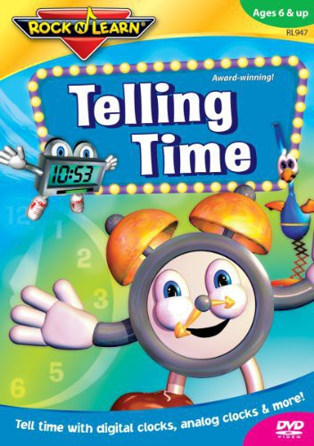 Rock N Learn: Telling Time