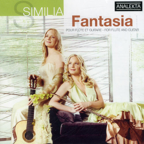 Fantasia for Flute & Guitar