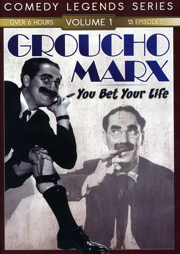 Groucho Marx: You Bet Your Life