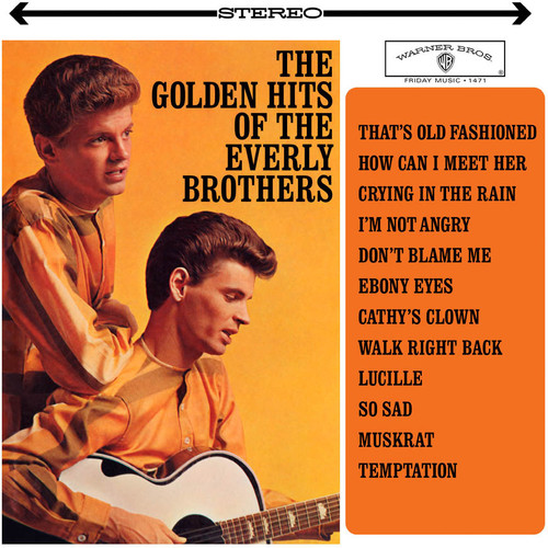 The Golden Hits Of The Everly Brothers [Limited Edition]