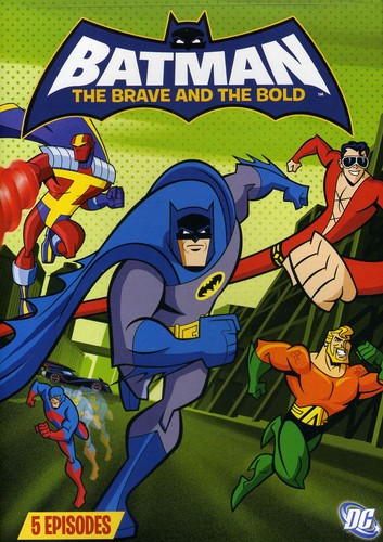 Batman: Brave & the Bold 3