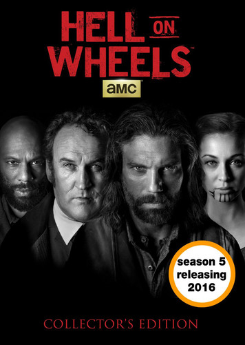 Hell On Wheels: Collector's Set