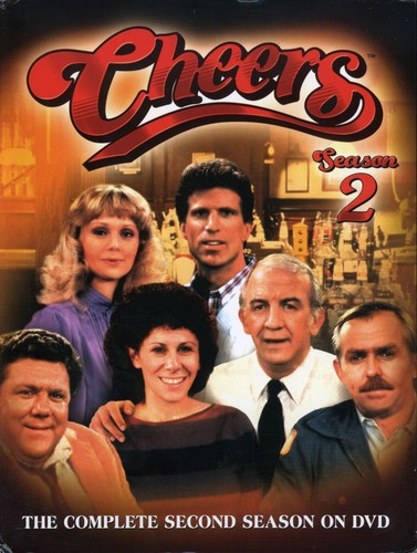 Cheers: The Complete Second Season